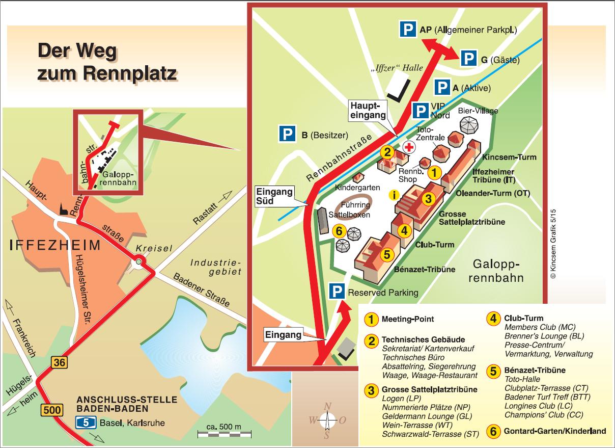 Rennbahn Iffezheim