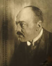 Architekt August Bierbricher (1878-1932)