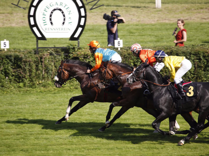 Feature Hoppegarten