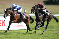 Deutscher Oaks-Coup durch Sand Zabeel in Mailand