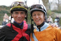 Zwei deutsche Top-Jockeys in Ascot!
